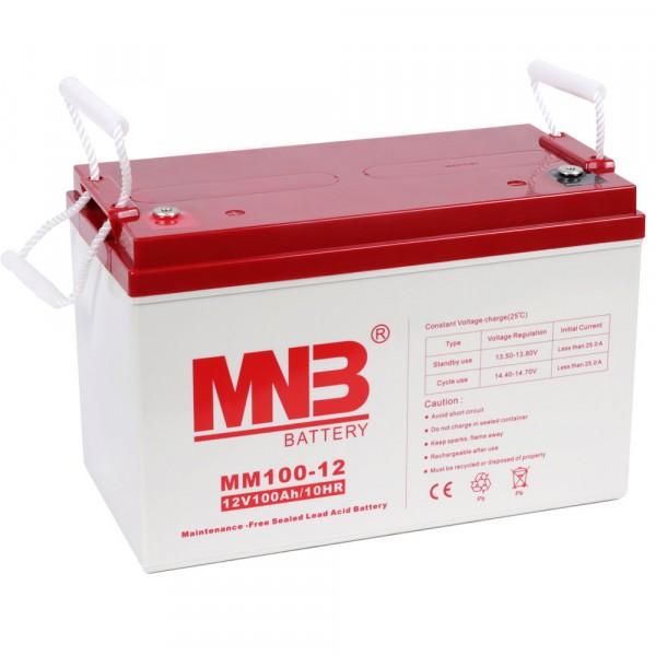 Аккумулятор MNB MM 100-12