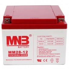 Аккумулятор MNB MM 28-12