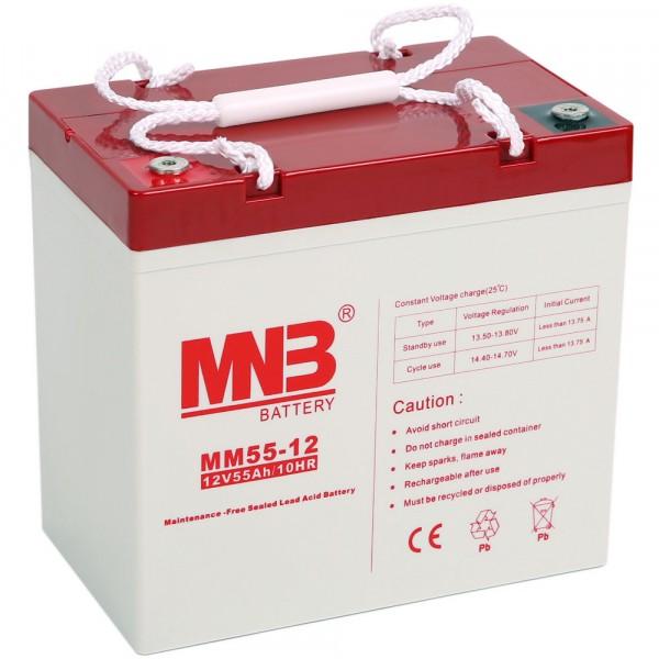 Аккумулятор MNB MM 55-12