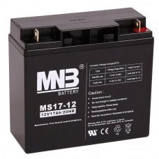 Аккумулятор MNB MS 17-12