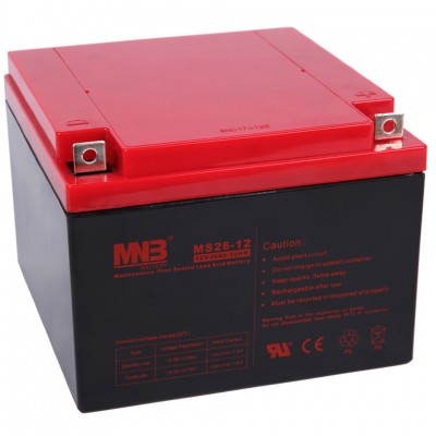 Аккумулятор MNB MS 26-12