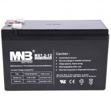 Аккумулятор MNB MS 7.2-12