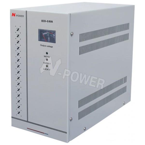 Стабилизатор напряжения N-Power Eco 15000SP1