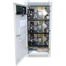 Oberon Y110-15 ─ сервоприводный трехфазный стабилизатор напряжения 110 кВА