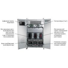 Oberon Y3200-10 ─ сервоприводный трехфазный стабилизатор напряжения 3200 кВА