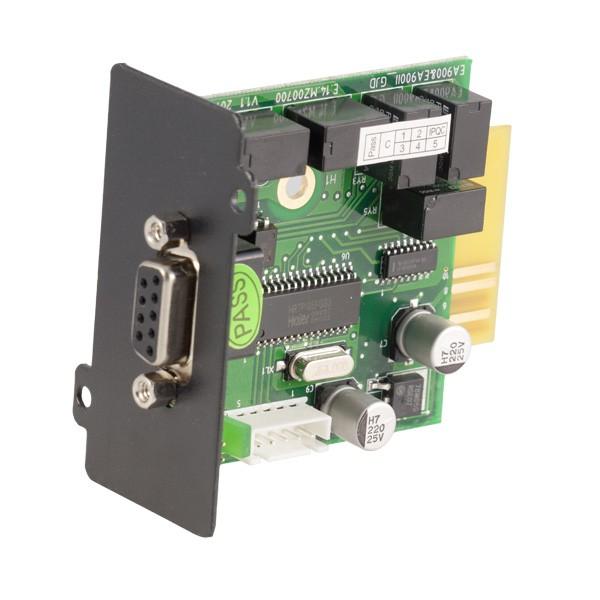AS-400 Card PVBM - карточка сухих контактов