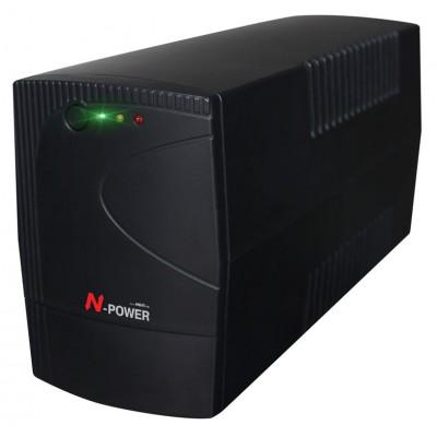 Интерактивный ИБП N-Power Gamma-Vision 400 ─ однофазный ИБП 400 ВА
