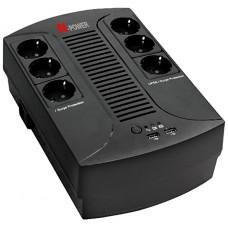 Gamma-Vision 650PLUS ─ однофазный ИБП 650 ВА