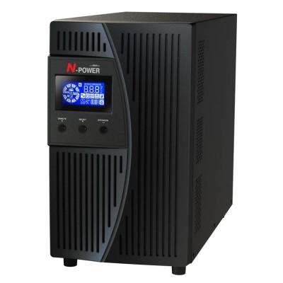 ИБП с двойным преобразованием N-Power Grand-Vision 2000 LT ─ однофазный ИБП 2000 ВА online