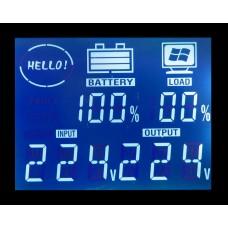 Интерактивный ИБП N-Power Home-Vision 300W ─ ИБП для дома 300 ВА синус