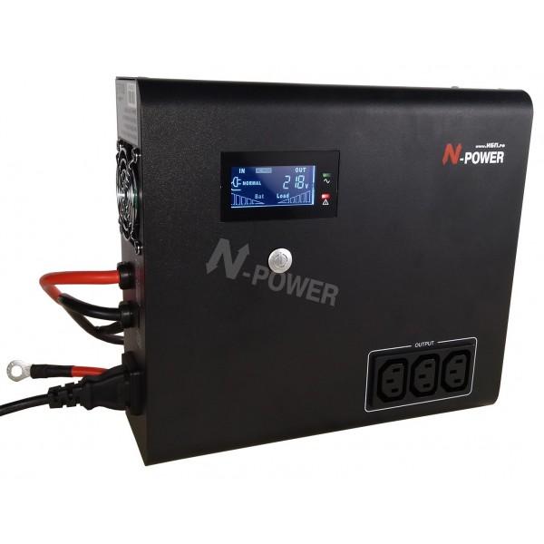 Интерактивный ИБП N-Power Home-Vision