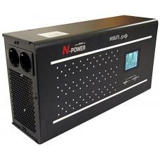 Интерактивный ИБП N-Power Home-Vision 300W-12V VM ─ ИБП для дома 300 ВА синус