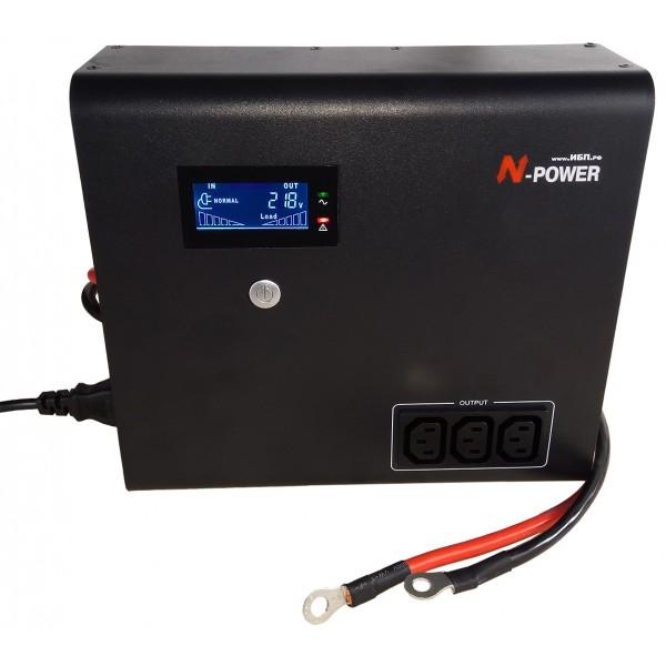 Интерактивный ИБП N-Power Home-Vision 1000W -