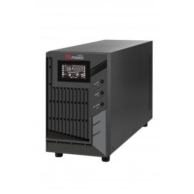 ИБП с двойным преобразованием N-Power Leo 1000 ─ однофазный ИБП 1000 Вт online
