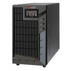 ИБП с двойным преобразованием N-Power Leo 2000 ─ однофазный ИБП 2000 Вт online