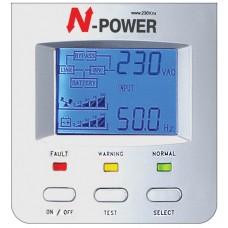 ИБП с двойным преобразованием N-Power Mega-Vision 10000 3/1 ─ ИБП 3ф/1ф 10 кВА online