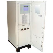 ИБП с двойным преобразованием N-Power Power Vision 40 3F ─ трехфазный ИБП 40 кВА с  полной гальванической развязкой и изолирующим трансформатором