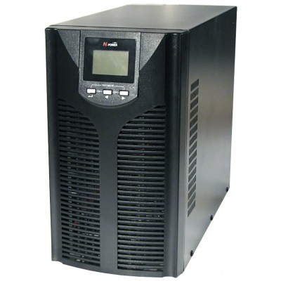 ИБП с двойным преобразованием N-Power Pro-Vision Black M3000 P ─ однофазный ИБП 3000 ВА online