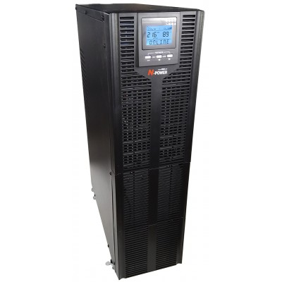 ИБП с двойным преобразованием N-Power Pro-Vision Black M10000 3/1 P4 ─ ИБП 10 кВА 3/1 online