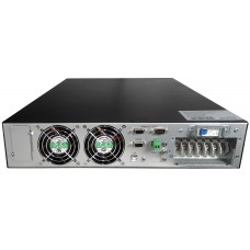 ИБП с двойным преобразованием N-Power Pro-Vision Black M6000 P4 RT LT ─ однофазный ИБП 6 кВА online