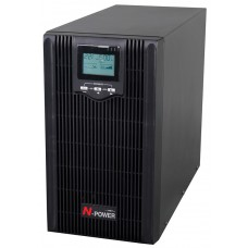 ИБП с двойным преобразованием N-Power Pro-Vision Black M2000 ─ однофазный ИБП 2000 ВА online