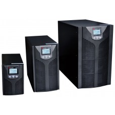 ИБП с двойным преобразованием N-Power Pro-Vision Black M1000 ─ однофазный ИБП 1000 ВА online