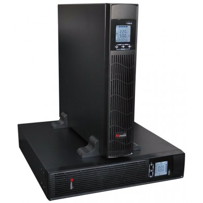 "Pro-Vision Black M10000 RT LT ─ однофазный ИБП 10 кВА 19"""