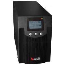 Pro-Vision Black 1000 LT ─ однофазный ИБП 1000 ВА online