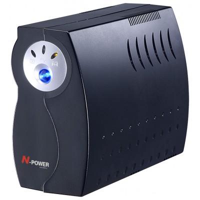 Интерактивный ИБП N-Power Smart-Vision Prime 825 ─ однофазный ИБП 825 ВА