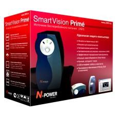 Интерактивный ИБП N-Power Smart-Vision Prime 425 ─ однофазный ИБП 425 ВА