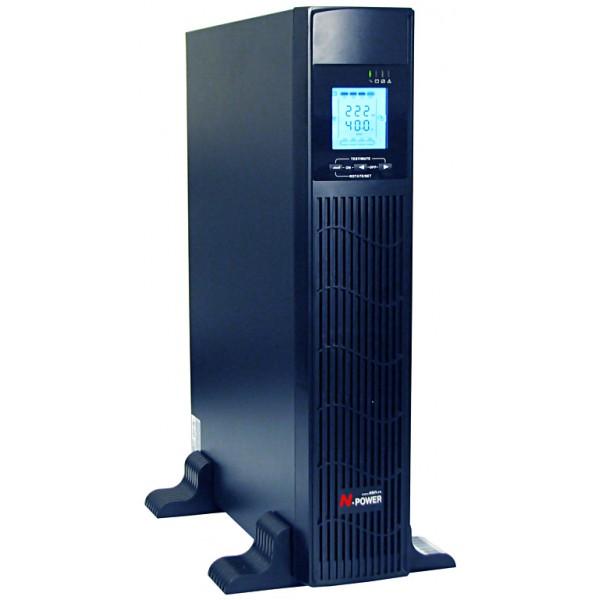 Интерактивный ИБП N-Power Smart-Vision S1000N