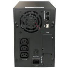 Интерактивный ИБП N-Power Smart-Vision S1500N ─ однофазный ИБП 1500 ВА синус