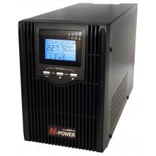 Интерактивный ИБП N-Power Smart-Vision S2000N ─ однофазный ИБП 2000 ВА синус