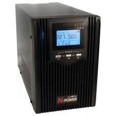 Интерактивный ИБП N-Power Smart-Vision S2000N LT ─ однофазный ИБП 2000 ВА синус