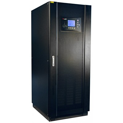 ИБП с двойным преобразованием N-Power Power-Vision Black W120 3/3 ─ трехфазный ИБП 120 кВА