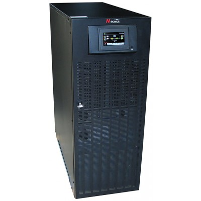 ИБП с двойным преобразованием N-Power Power-Vision 40HF G2 ─ ИБП 3ф/3ф 40 кВА online