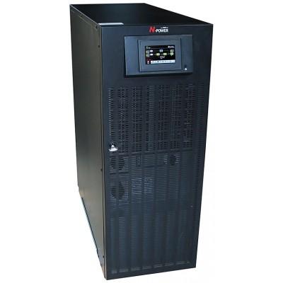 ИБП с двойным преобразованием N-Power Power-Vision 160HF G2 LT ─ ИБП 3ф/3ф 160 кВА online